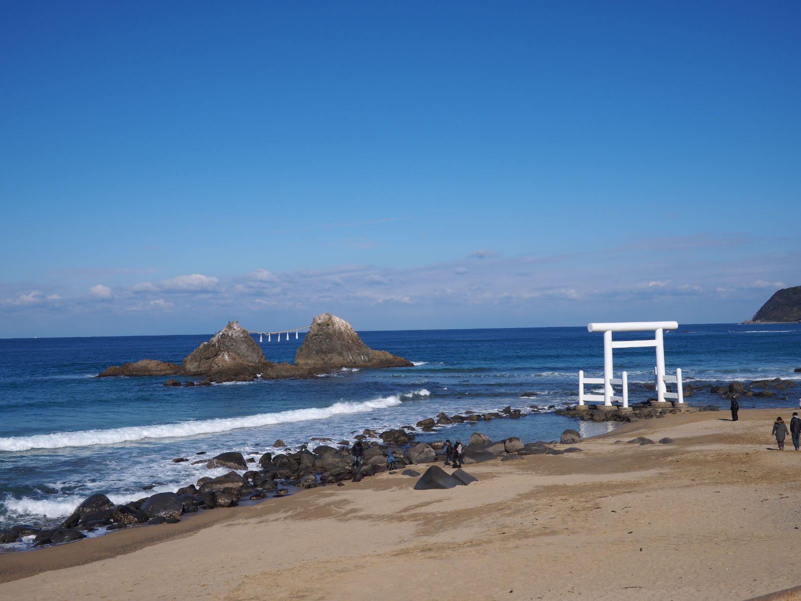 糸島二見ヶ浦