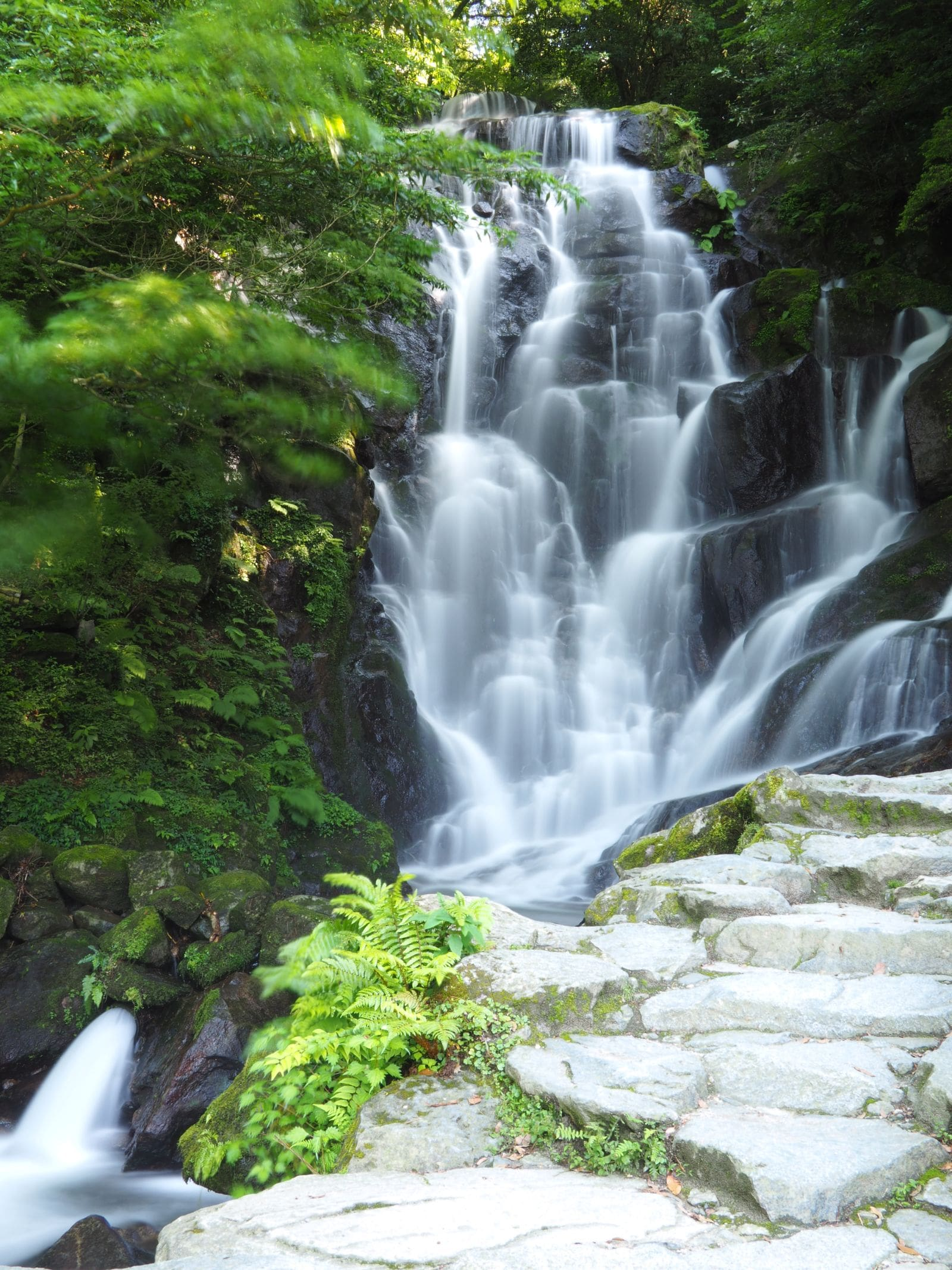 糸島 白糸の滝